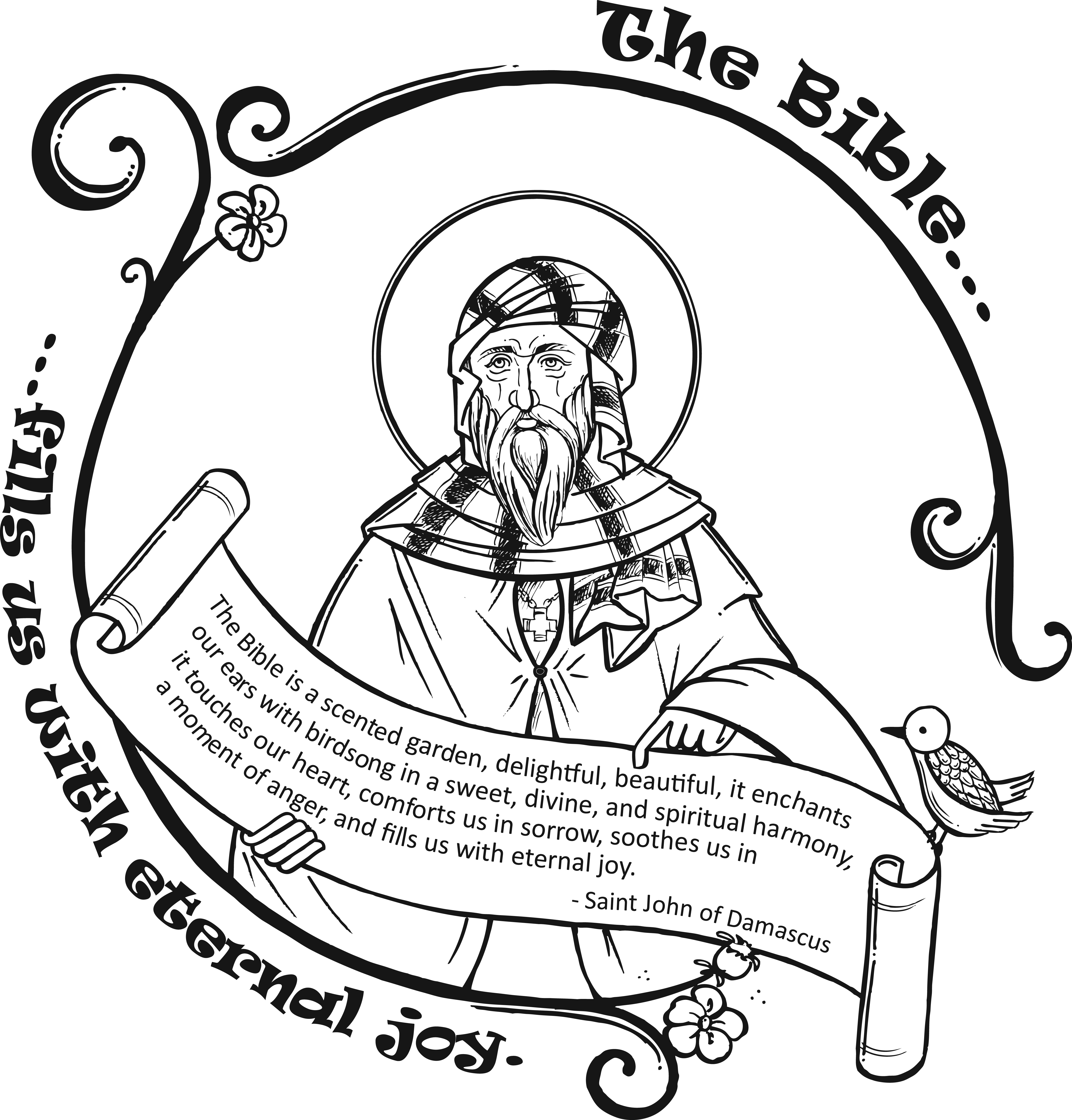 Orthodox Theology Clip Art.
