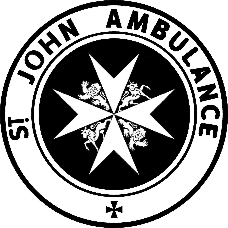 St. John Ambulance Logos.