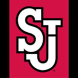 St. John\'s Red Storm alternate logos.