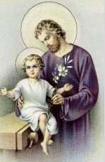 St. Joseph\'s Day, March 19.