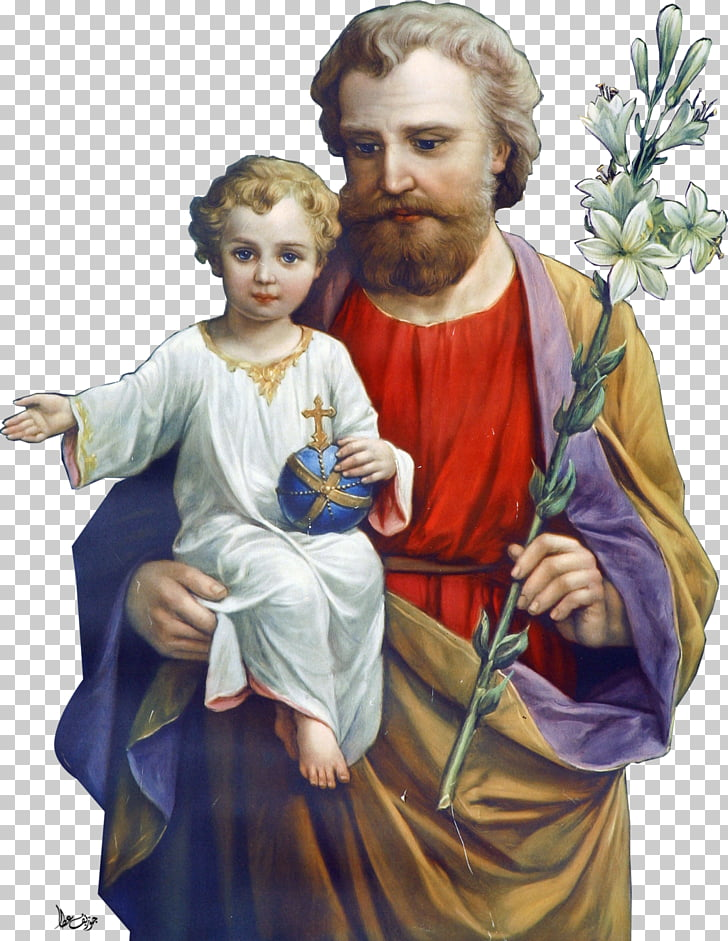 Saint Joseph\'s Day Mary Child Jesus, Mary PNG clipart.