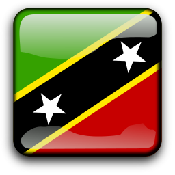 kn St Kitts and Nevis.