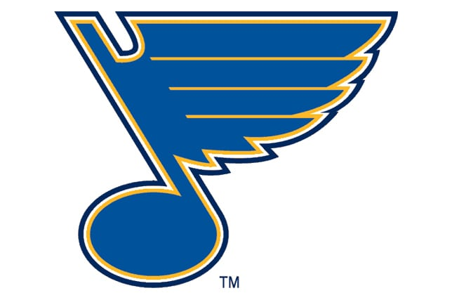 NHL logo rankings No. 3: St. Louis Blues.