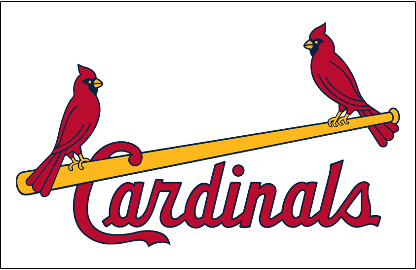St. Louis Cardinals Jersey Logo.