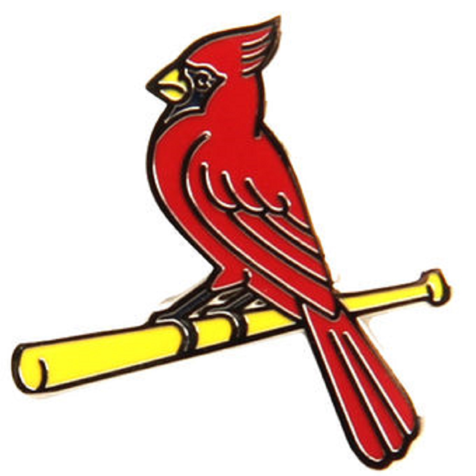St Louis Cardinals Clipart.