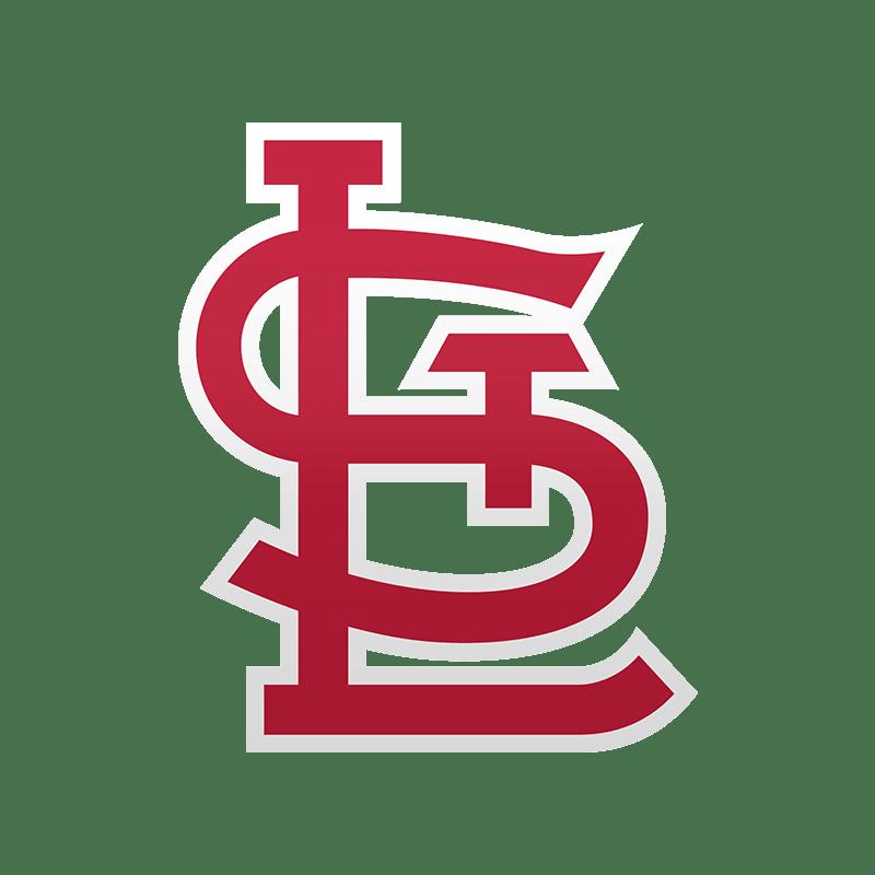 St. Louis Cardinals STL Logo transparent PNG.