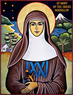 St mary mackillop clipart #3
