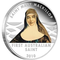 Clerical Whispers: Mint issues commemorative Mary MacKillop coins.