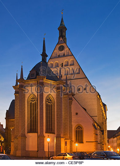 St mary's cathedral fürstenwalde germany clipart #17