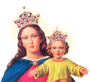 St. Mary, Mother of Jesus PNG Transparent Images.