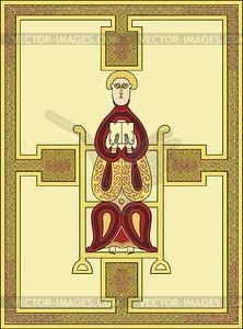 Matthew The Evangelist (Echternach G.).