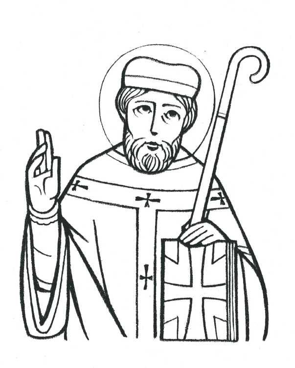 St Matthew Clipart.