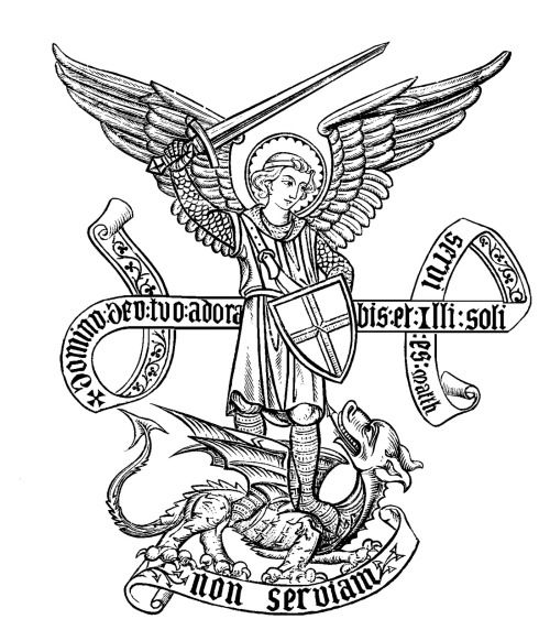1000+ images about St. Michael, the Archangel on Pinterest.