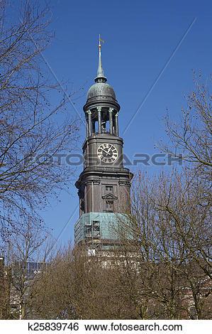 Stock Images of Hamburg.