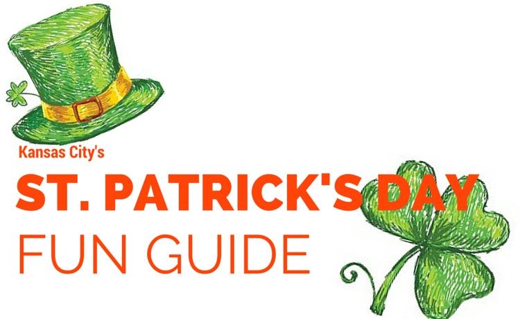St. Patrick's Day in Kansas City.