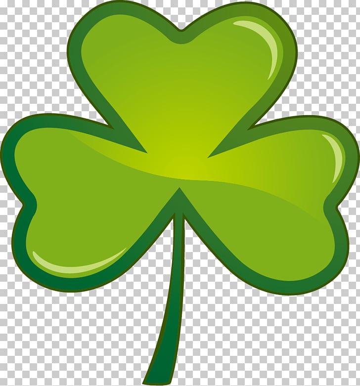 Ireland Saint Patricks Day Shamrock , Lucky clover.