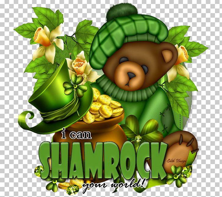 Cartoon Bear Saint Patrick\'s Day Birthday PNG, Clipart, Free.