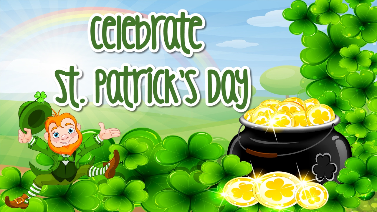 St. Patrick\'s Day Party.