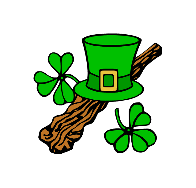 9 Places to Find Free St. Patrick\'s Day Clip Art.