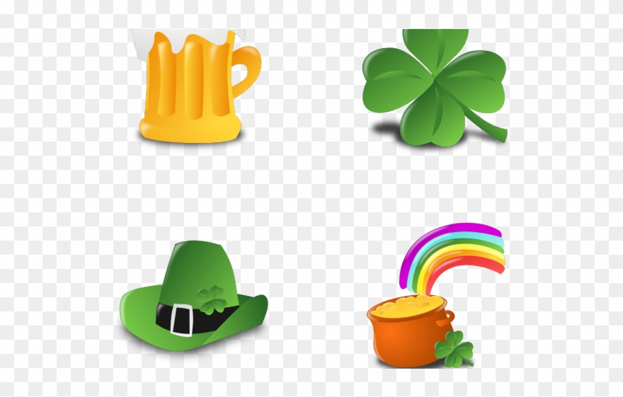 Small Clipart St Patricks Day.