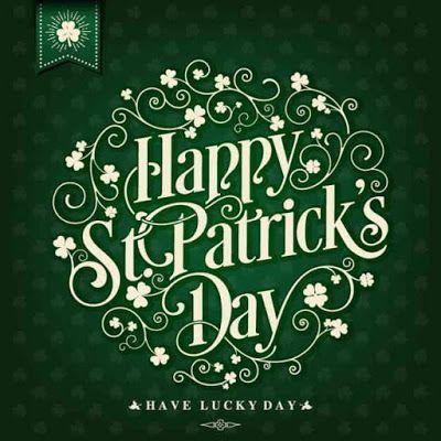 Happy St Patricks Day 2018 Clipart free.