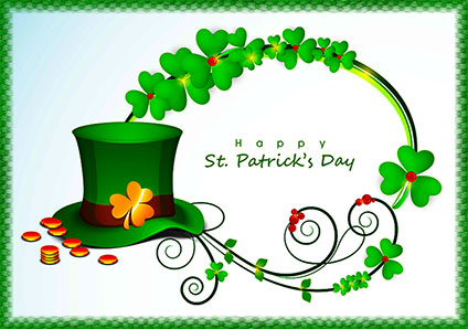 St. Patricks Day Sweet Clipart 2018.