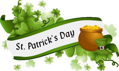 Happy Saint Patrick\'s Day and Happy Birthday, Hubby.