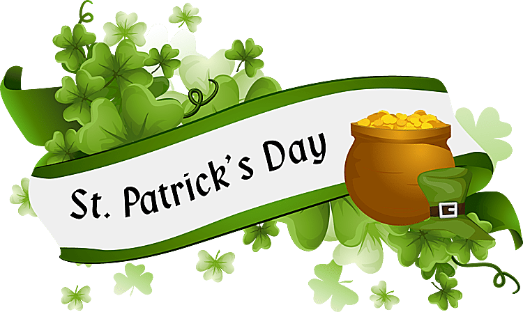 Clip Art for St. Patrick's Day.