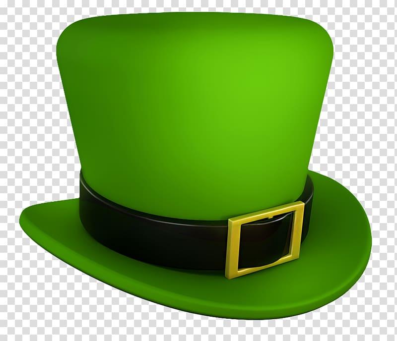 Green magical hat, Saint Patricks Day Green Leprechaun Hat.