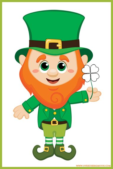St. Patrick\'s Day Kids Game.