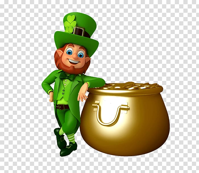 Saint Patrick\\\'s Day Leprechaun State Patty\\\'s Day , ST.