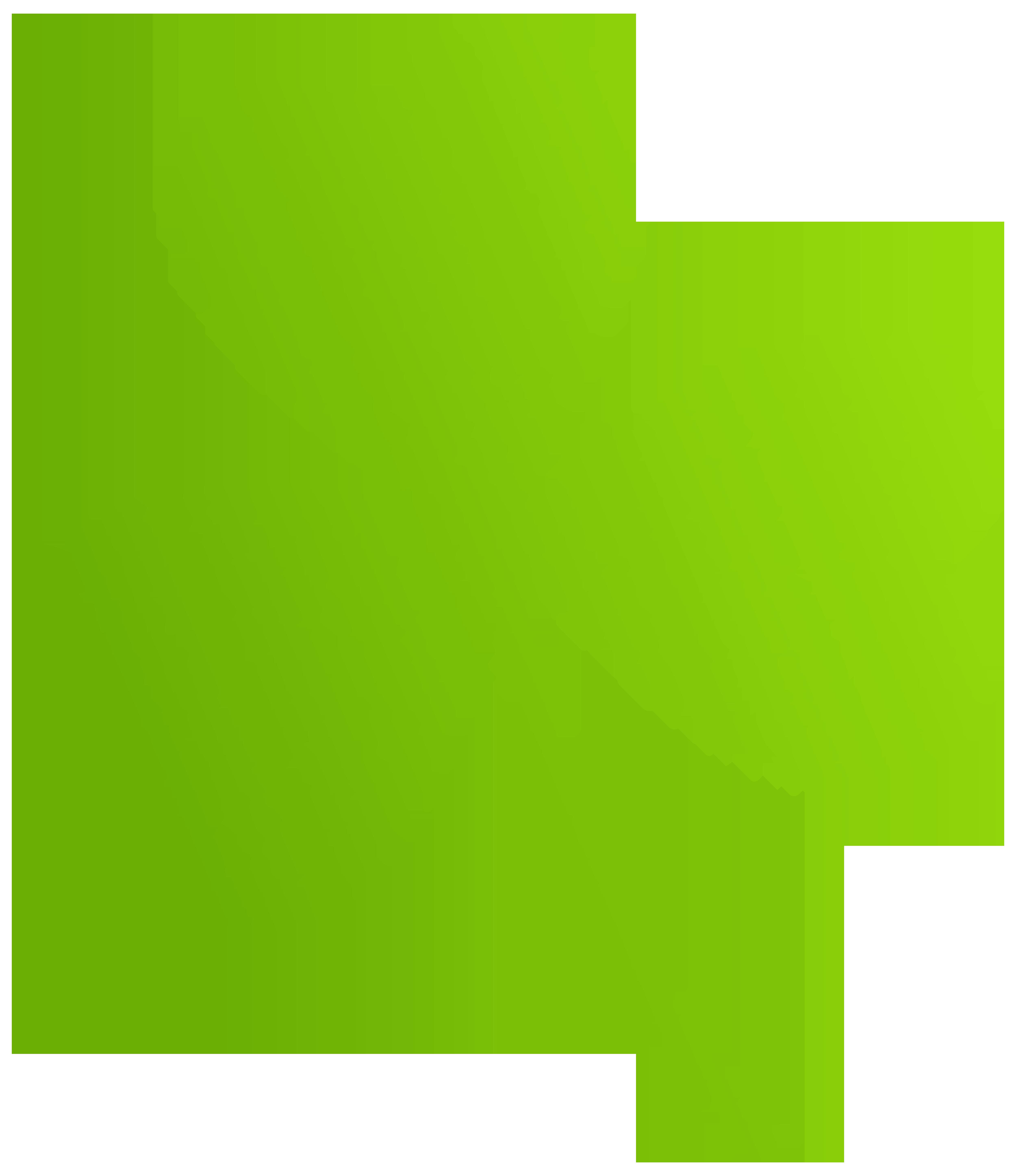 St Patricks Day Shamrock Transparent PNG Clip Art Image.