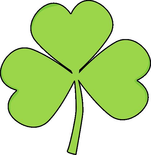 Saint Patrick\'s Day Clip Art.