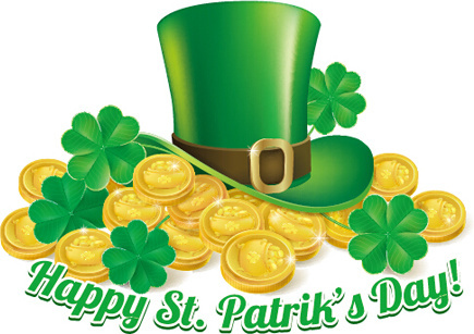 St patrick day vector images free vector download (3,983.