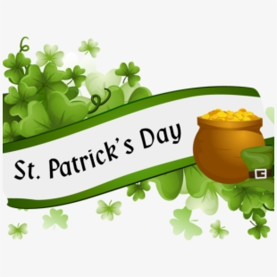 Patrick`s Day Clipart Feast.