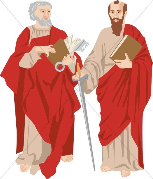 Feast of St. Peter and St. Paul.
