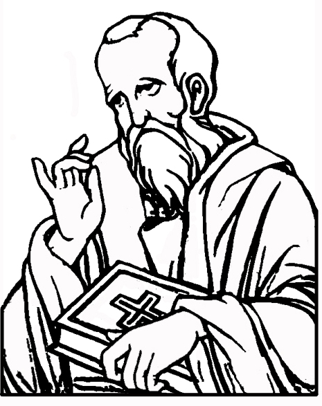 St peter clipart - Clipground