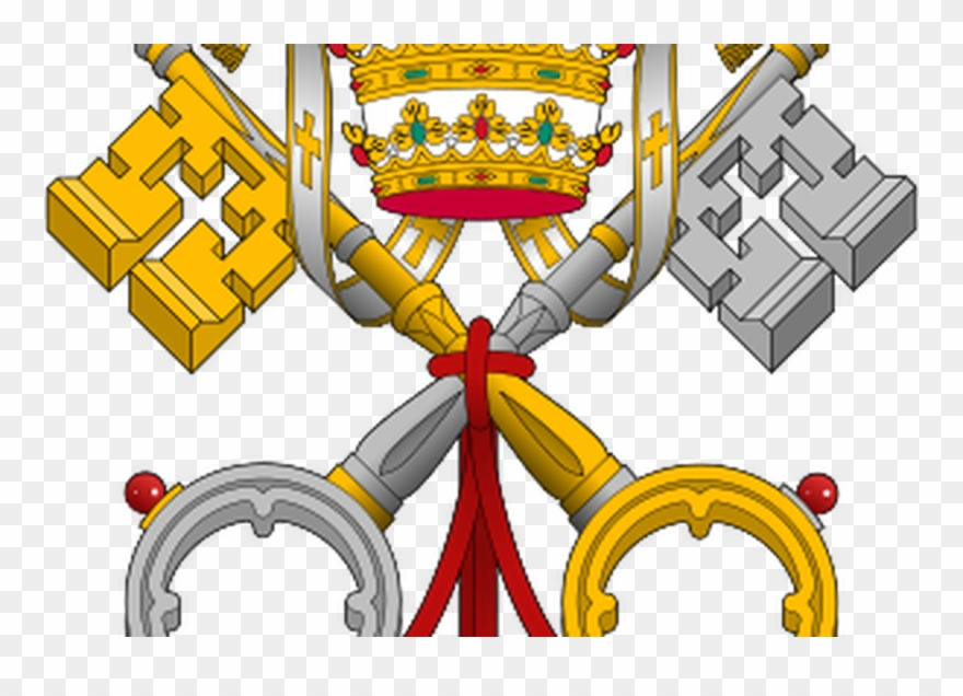 Supremacy Of St. Peter: And His Successors The Roman Clipart.