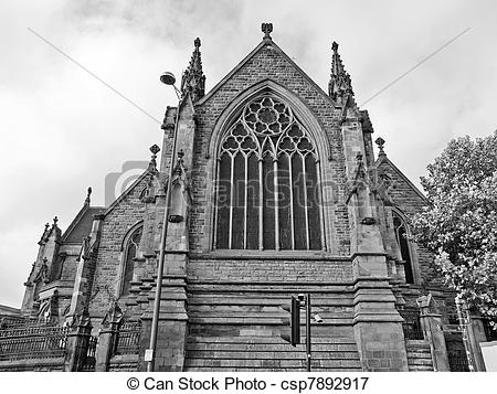 Picture of St Philip Cathedral, Birmingham.