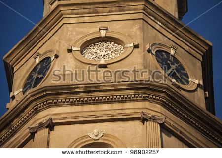 St Philips Church Stock Photos, Royalty.
