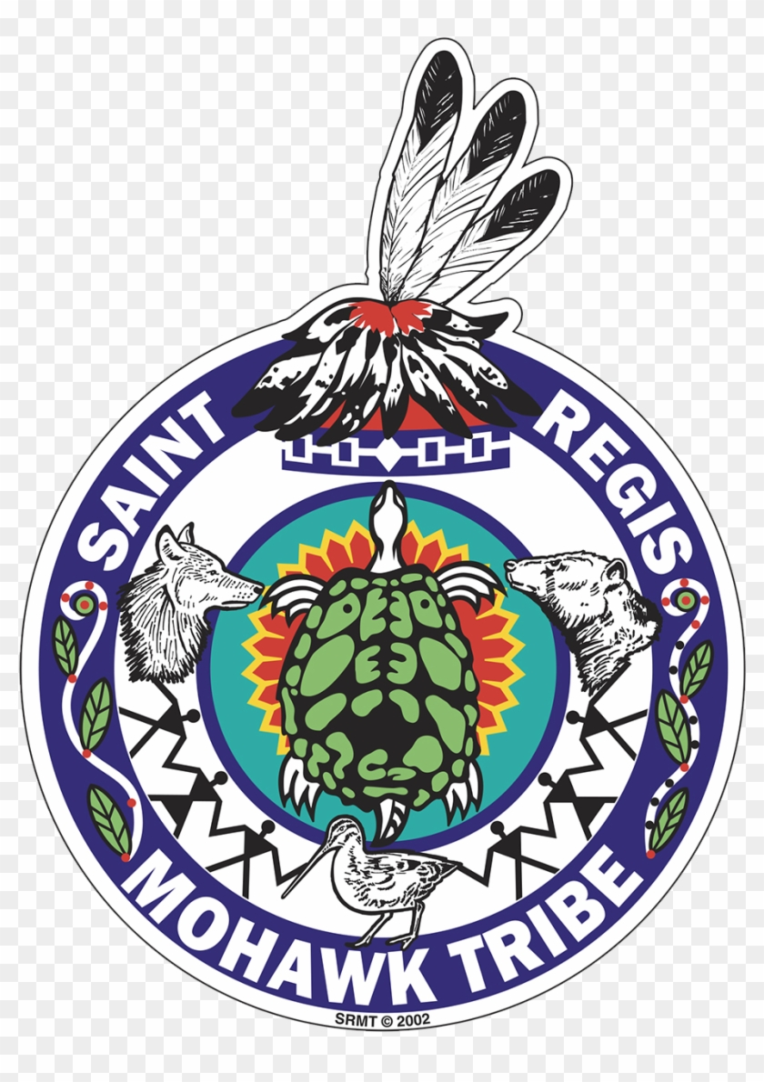 The Saint Regis Mohawk Tribal Council Has Approved.