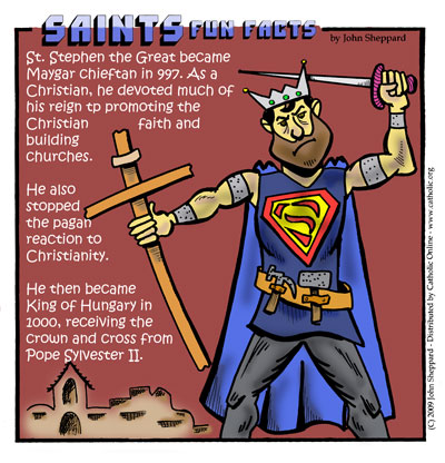 St. Stephen the Great.