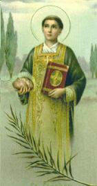 St. Stephen.
