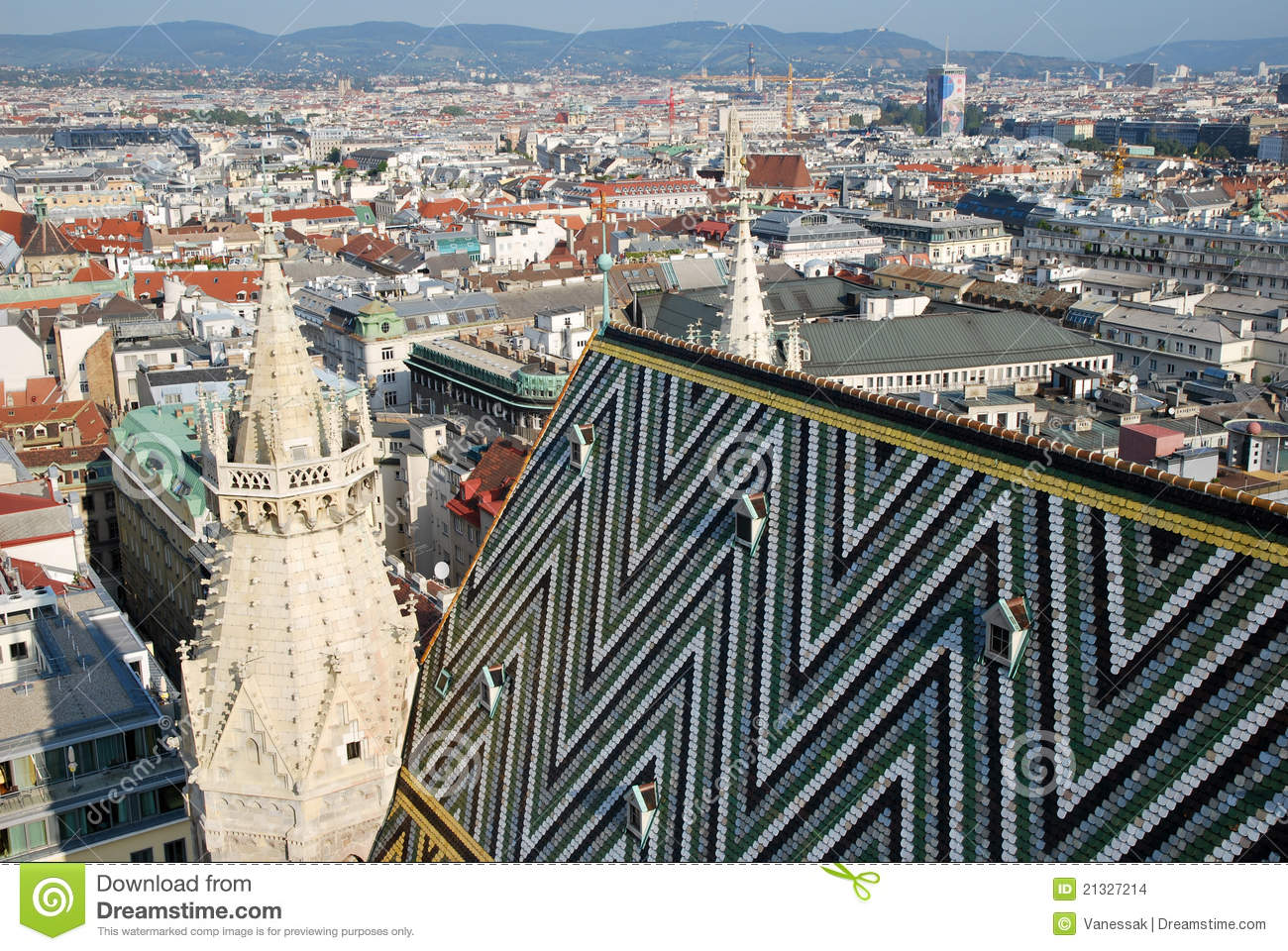 From St Stephen Cathedral Stock Images.