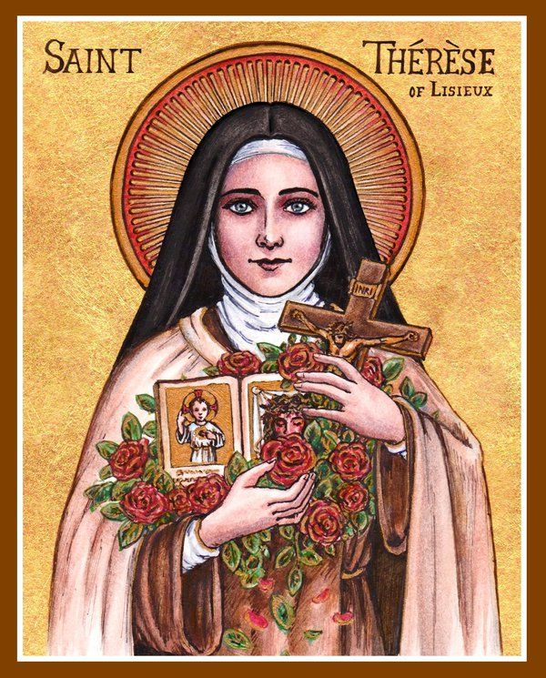 17 Best images about St. Theresa on Pinterest.