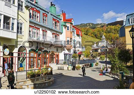 Stock Photo of Place Saint.