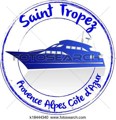 Clipart of France Saint.