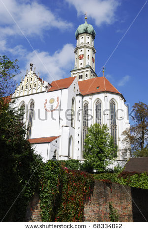St Ulrich Stock Photos, Royalty.