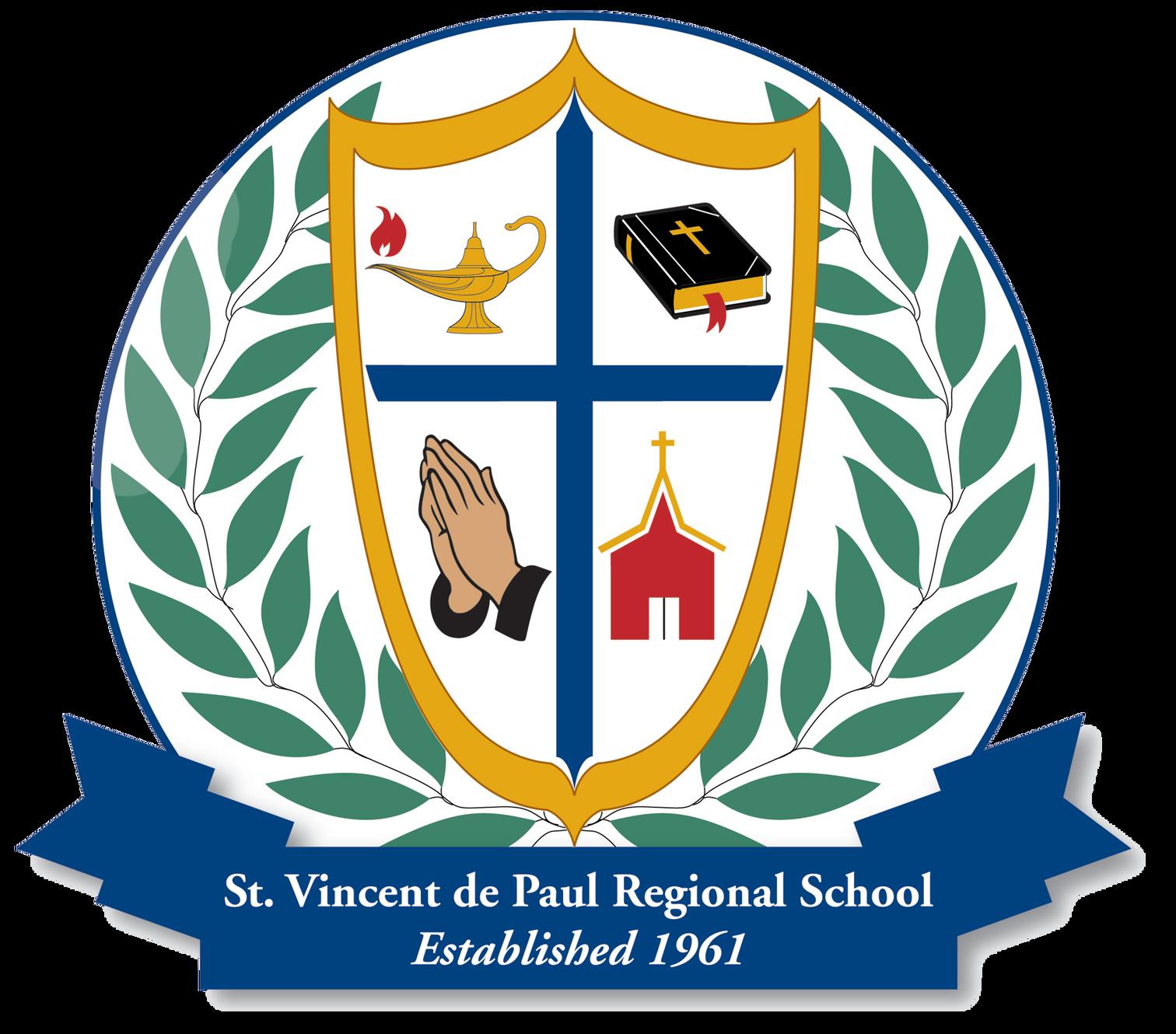 St. Vincent de Paul Mays Landing NJ private school K thru 8.