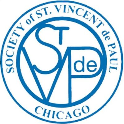 St. Vincent de Paul (@SVdPChicago).